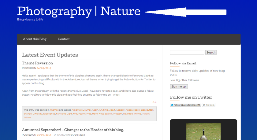 Photography |Nature - Bring Vibrancy to Life New Appearance