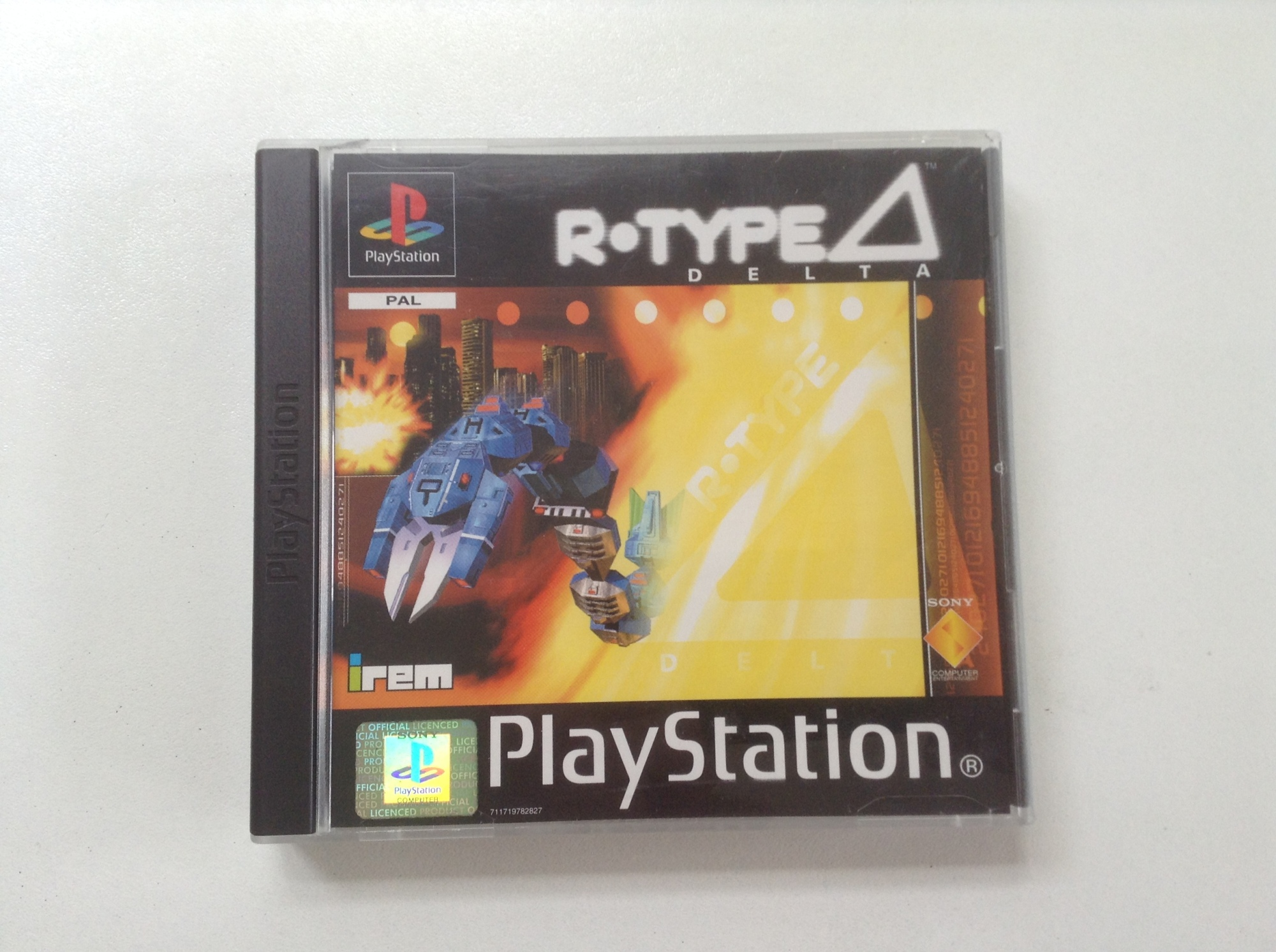 R•TYPE DELTA: A Classical First-Person Shooter