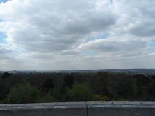The viewpoint of Shirley Hills
