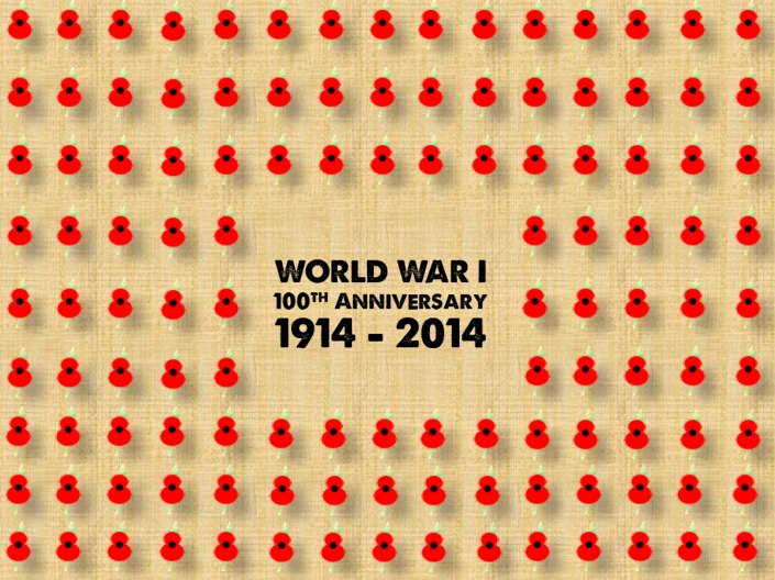 World War I (100th Anniversary - 1914 - 2014)