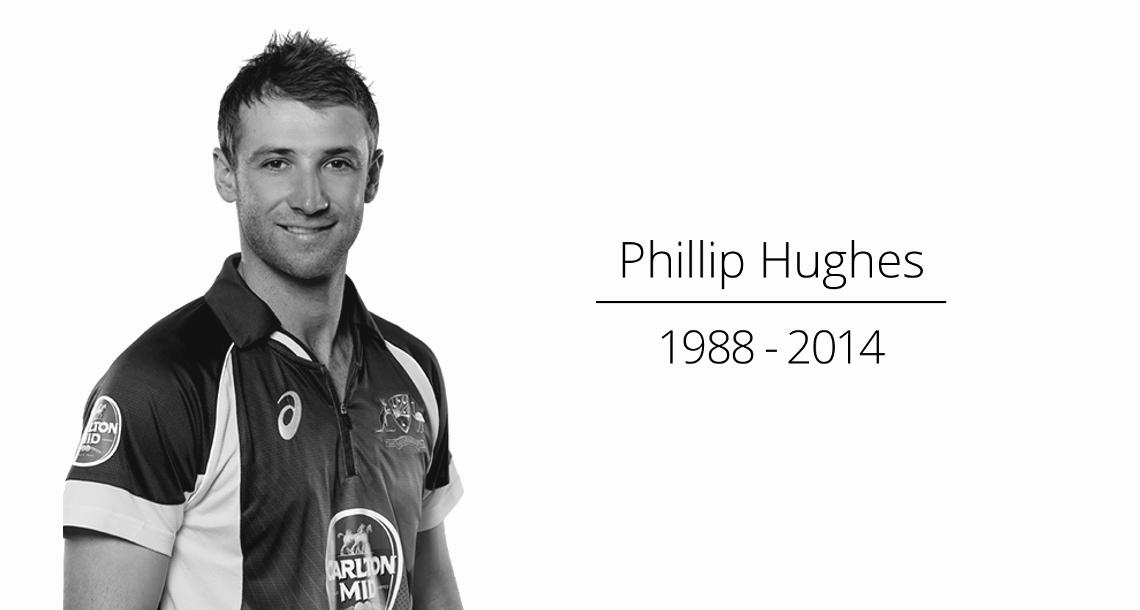 Phillip Hughes - 1988 - 2014