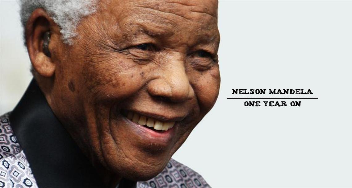 Nelson Mandela - One Year On
