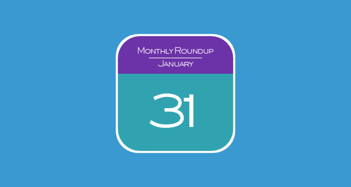 31st January 2015 - Monthly Roundup