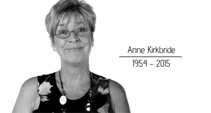 Anne Kirkbride - 1954-2015