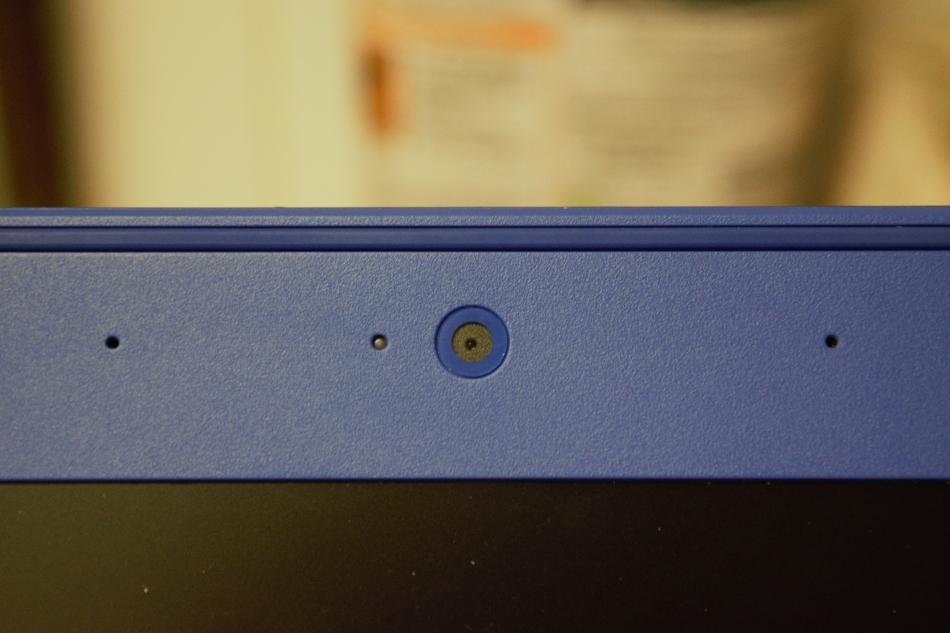 HP - Built-in Camera
