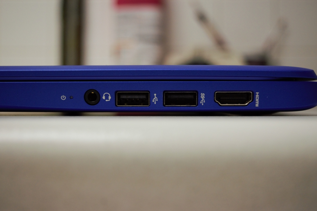 HP - Usable Ports
