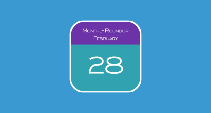 28th February 2015 - Monthly Roundup