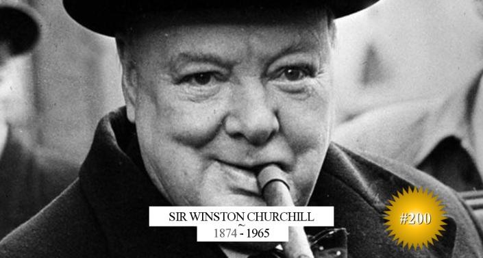 Article #200 - Sir Winston Churchill - The Greatest Briton - Case Study #5