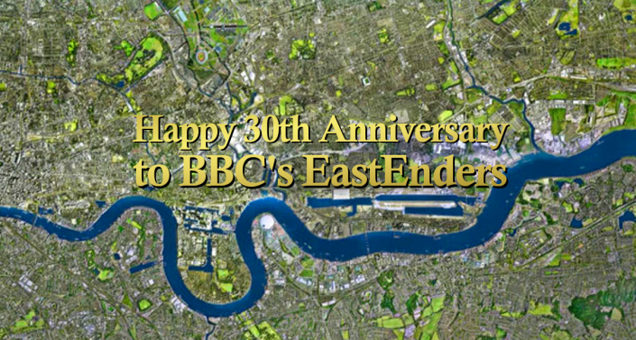 Happy 30th Anniversary to BBC's EastEnders