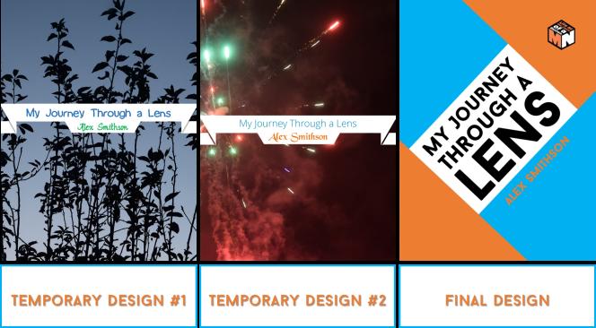 Book Design Development