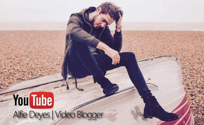 Alfie Deyes - Video Blogger - YouTube