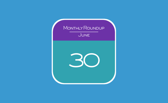 30th June 2015 - Monthly Roundup