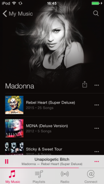 iOS 8.4 Music Screenshots 006