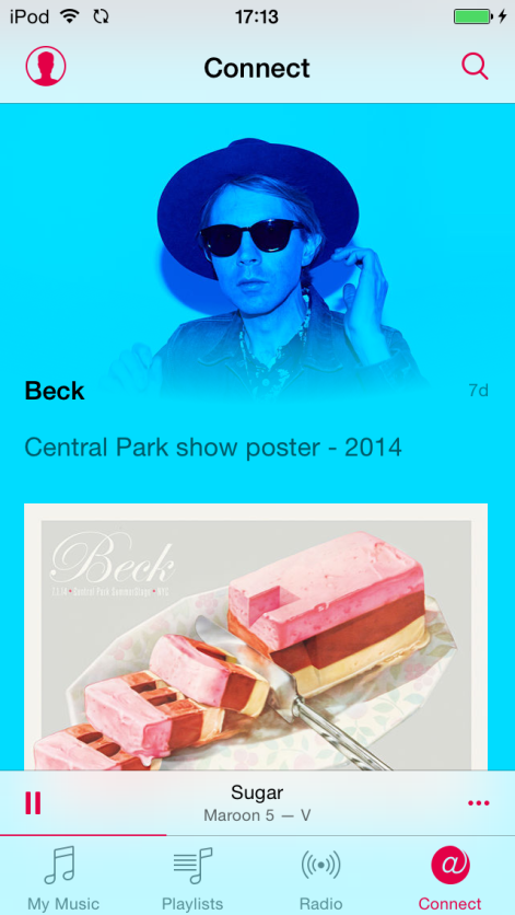 iOS 8.4 Music Screenshots 013
