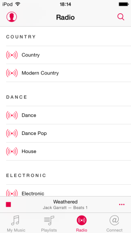 iOS 8.4 Music Screenshots 033