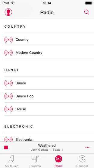 iOS 8.4 Music Screenshots 033