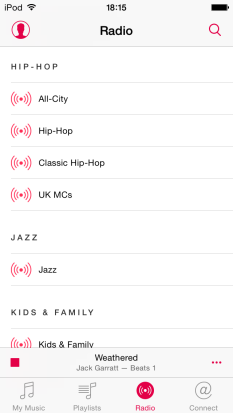 iOS 8.4 Music Screenshots 036