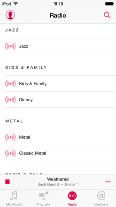 iOS 8.4 Music Screenshots 037