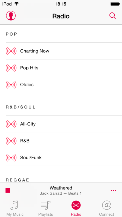 iOS 8.4 Music Screenshots 039