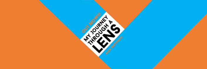My Journey Through a Lens - Out Now!!!