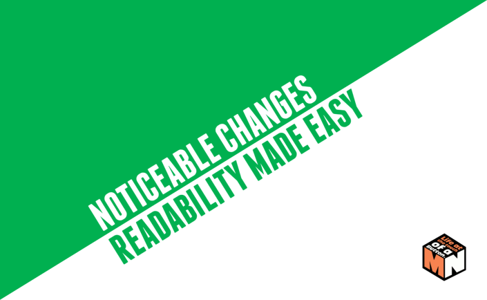 Noticeable Changes Made Easy - Mother Nature