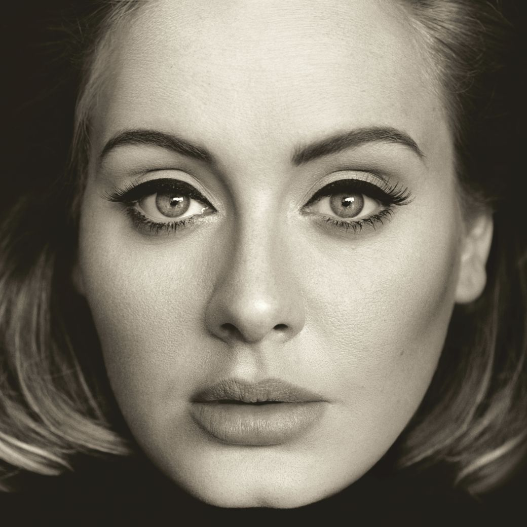 © Official Album Cover - ADELE & XL Recordings 2015