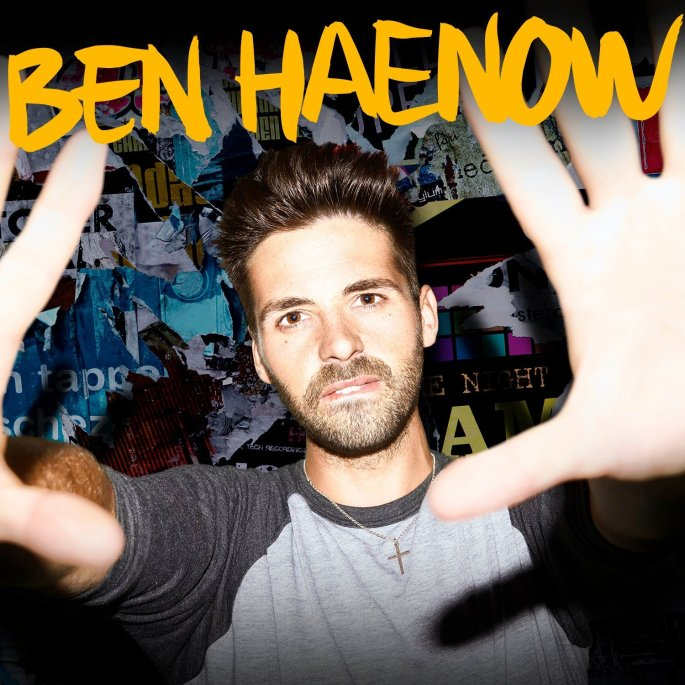 Ben Haenow - Official Standard Album Artwork