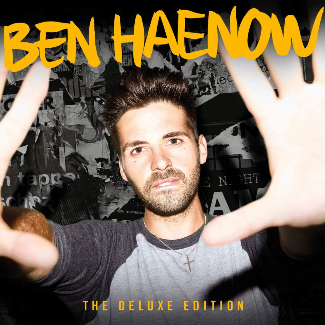 Ben Haenow (The Deluxe Edition) - Official Deluxe Album Artwork