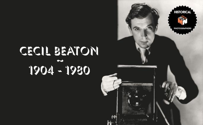 Cecil Beaton - Historical Photographers