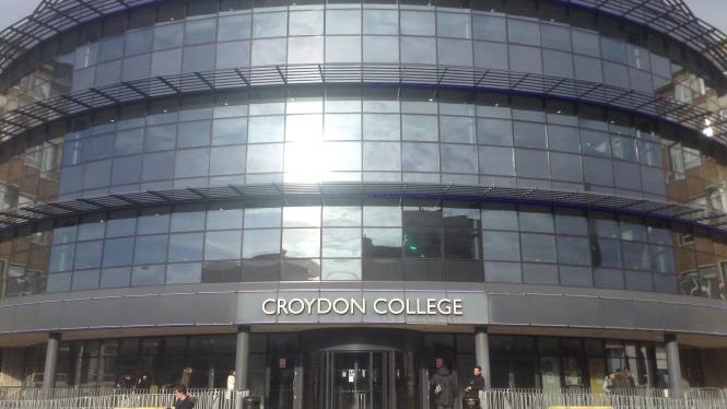 Croydon College Rotunda