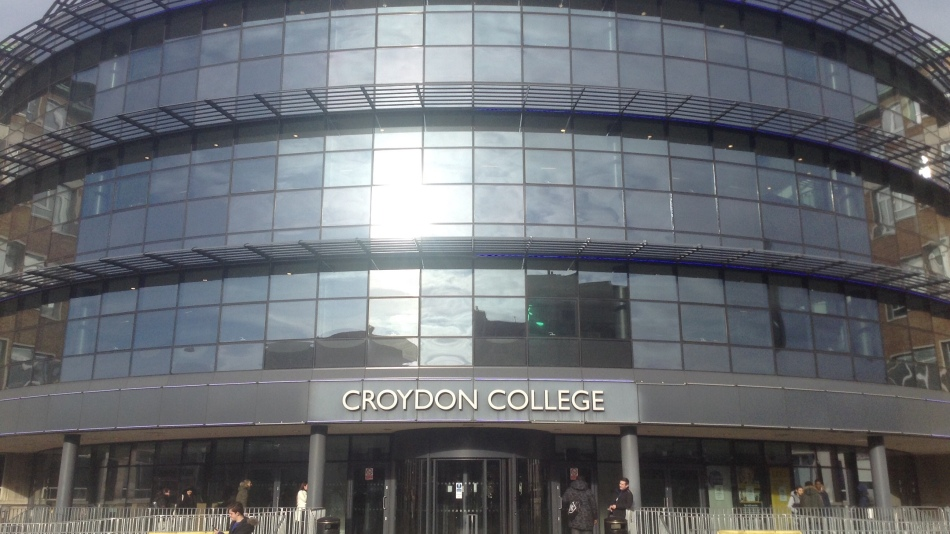 Croydon College Rotunda