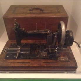 Florence's Sewing Machine
