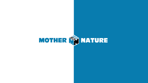 Mother Nature Laptop, PC 2 - Cubic Logo