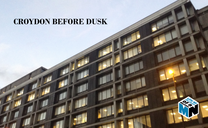Croydon Before Dusk