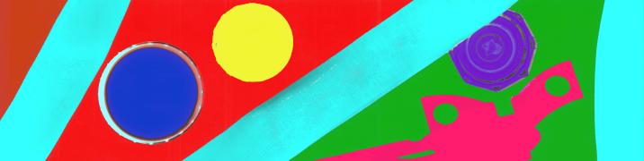 Photogram Colour Edit 1