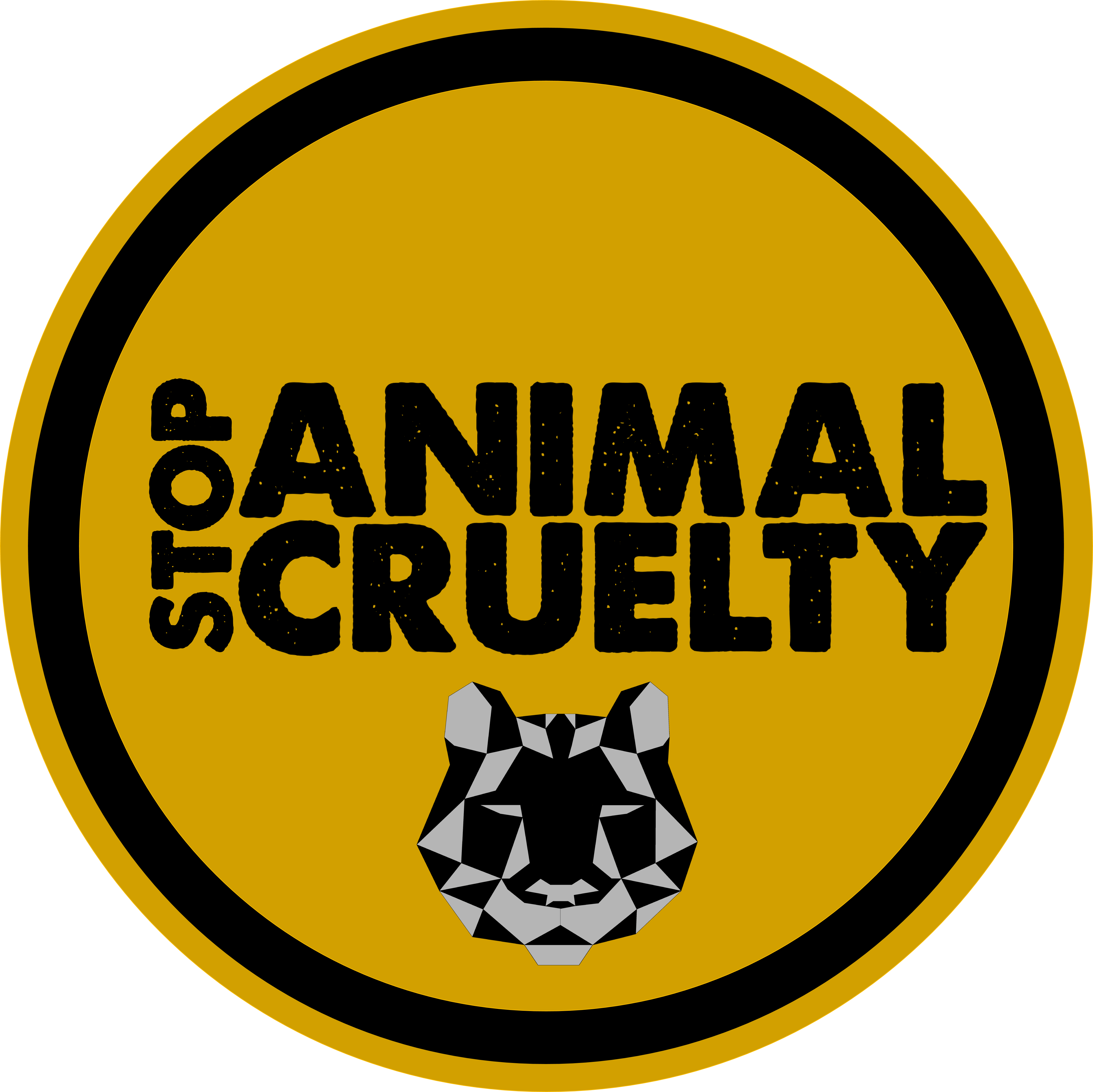 STOP ANIMAL CRUELTY SIGN