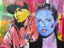 Marshall Mathers (a.k.a. Eminem) & Kate Moss