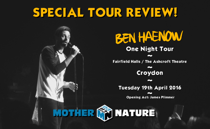 Ben Haenow - One Night Tour (Final Version)