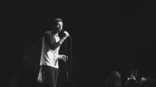 Ben Haenow - Tour Photograph