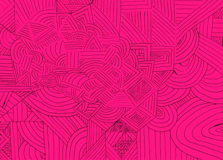 Bold Fuchsia - Purified Pink