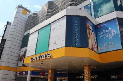 Centrale Croydon Shopping Centre