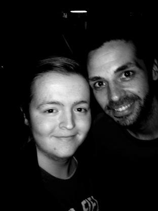 Photo with Ben Haenow