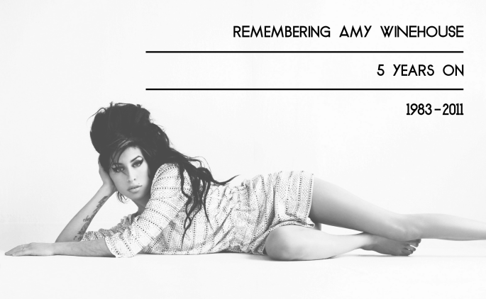 Remembering Amy Winehouse - 5 Years On - (1983 - 2011)