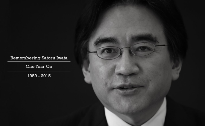 Remembering Satoru Iwata, One Year On (1959 - 2015)
