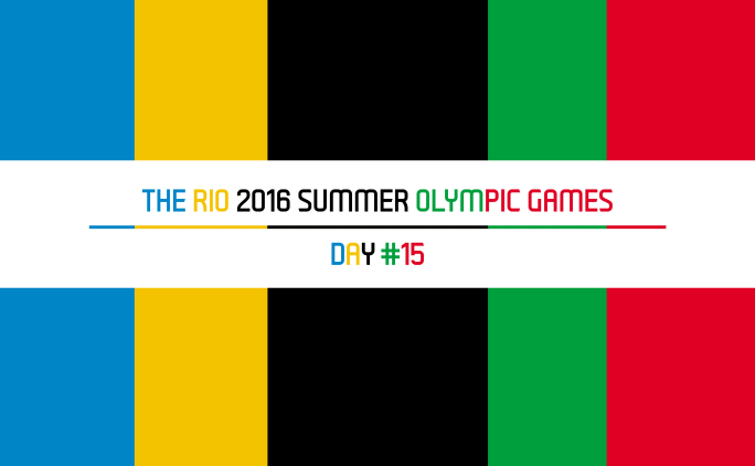 The Rio 2016 Summer Olympic Games - Day #15