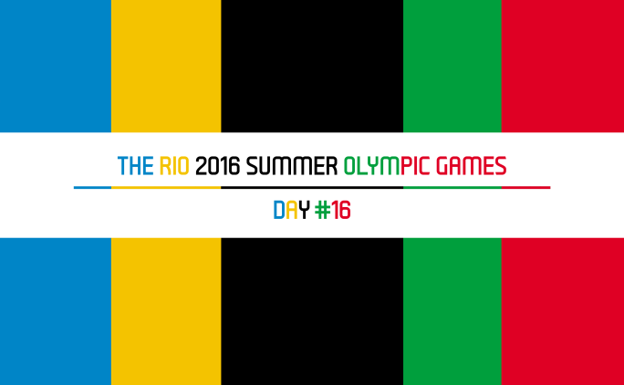 The Rio 2016 Summer Olympic Games - Day #16