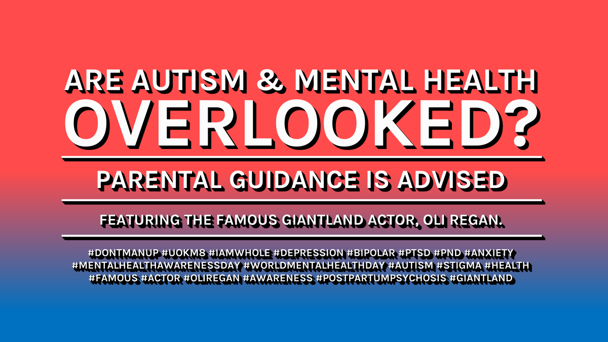 Are Autism & Mental Health Overlooked? (Parental Guidance ... Parental Guidance Is Advised