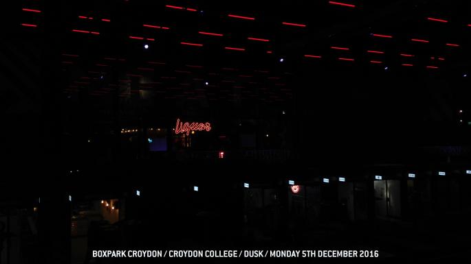 boxpark-croydon-croydon-college-dusk-monday-5th-december-2016