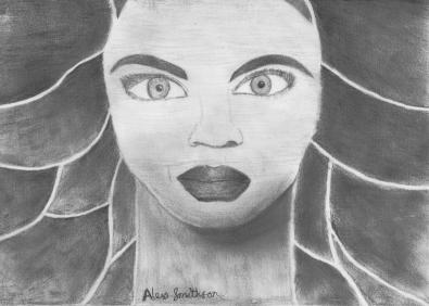 Artistic Interpretation #7 / Beyoncé Giselle Knowles