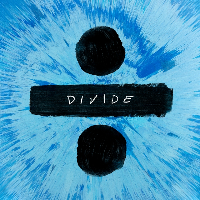 ÷ (Deluxe) / Ed Sheeran / Official Album Artwork © Asylum Records, Atlantic Records, Elektra Records, Gingerbread Man Records & Ed Sheeran